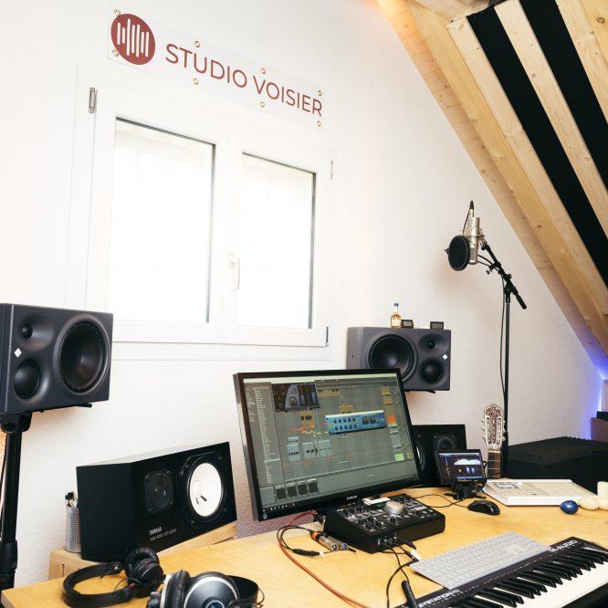 Studio Voisier Front