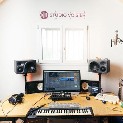 Tonstudio Musikstudio Bern Studio Voisier